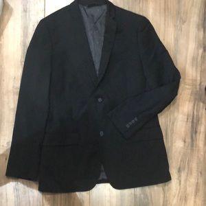 Perry Ellis 40L two button suit coat